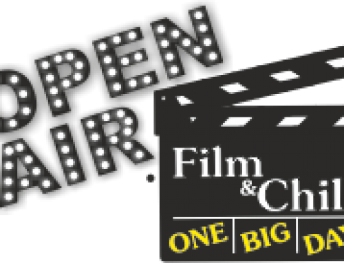 partnership with Open Air Film and Chill