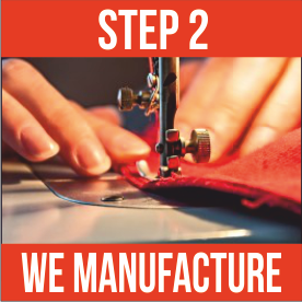 Step 2 - we manufacture your uniform