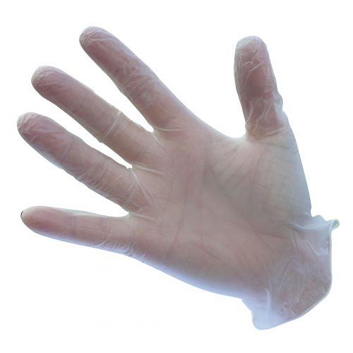 Powder Free Vinyl Disposable Glove
