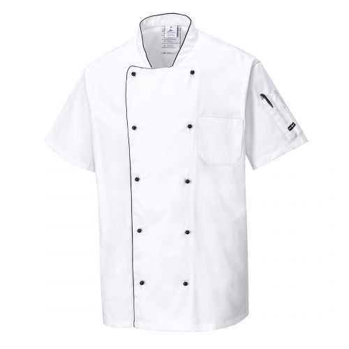 Aerated Chefs Jacket