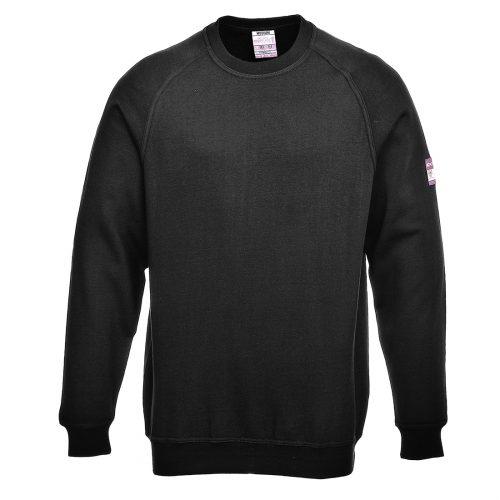 Flame Resistant Anti-Static Long Sleeve Sweatshirt