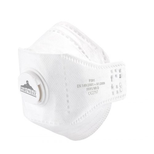 EAGLE FFP3 Valved Dolomite Fold Respirator